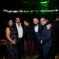 "Nydia Laner, Antonio Silva, Martha Ledezma, Alfonso ""Poncho"" Lizárraga (Grammy winner), Andres Gomez"