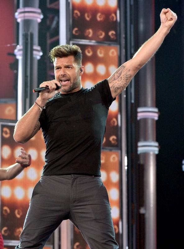 Ricky Martin 2014