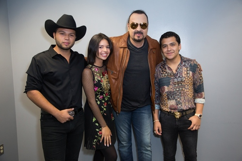 PEPE AGUILAR & FAMILY REVIVE HISTORIC JARIPEO TRADITION WITH